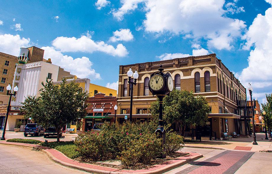 Downtown-Bryan